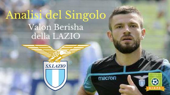Maglia Home Lazio VALON BERISHA