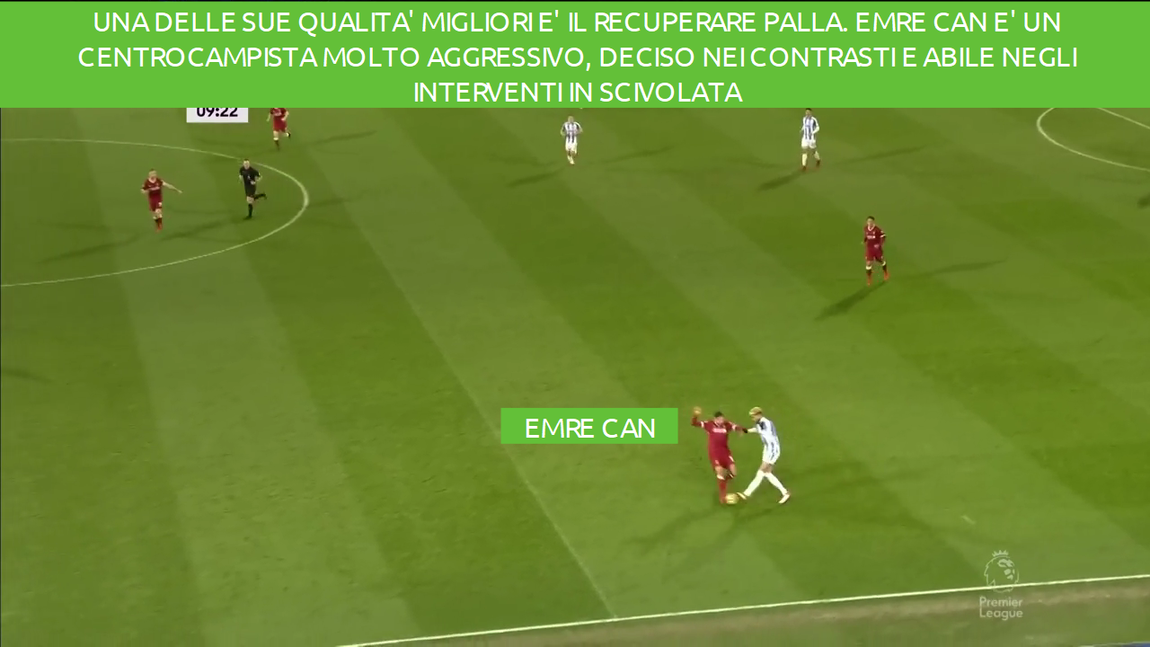 emre can in marcatura